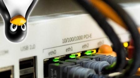 Как настроить многоадресную сеть Linux
