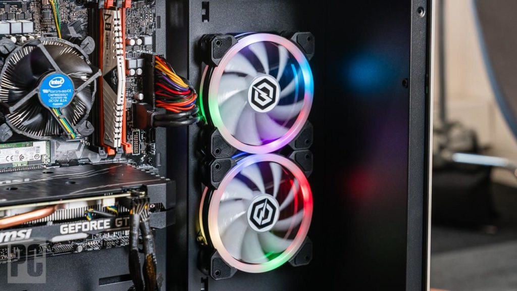 устранить шум компьютера, шумит вентилятор ПК