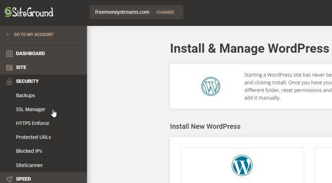 сделать сайт WordPress безопасным
